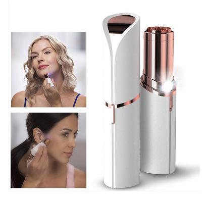 Epilator facial pentru femei Flawless, fără durere