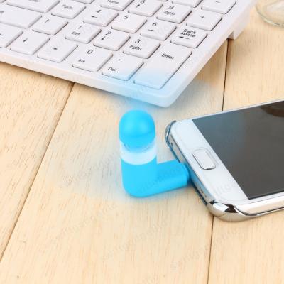 Mini ventilator portabil pentru telefon micro usb Smartphone
