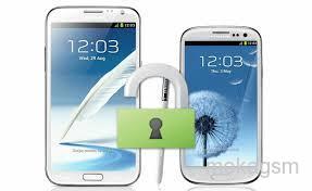 Decodare  Samsung-AT&T USA-Clean (Durata 1-3 zile)