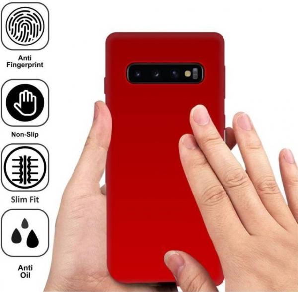 Husa Silicon Premium Pentru Samsung S10 Plus