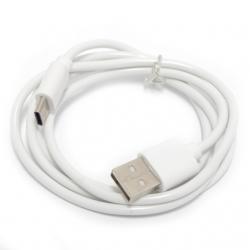 CABLU USB 2.0 TYPE C WHITE 1M