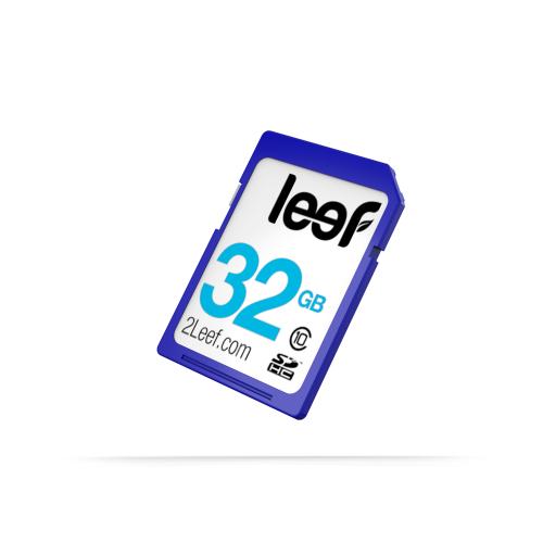 Card de memorie Leef 32 GB SD™ HC Clasa 10, PrimeGrade, LFSDC-03210A