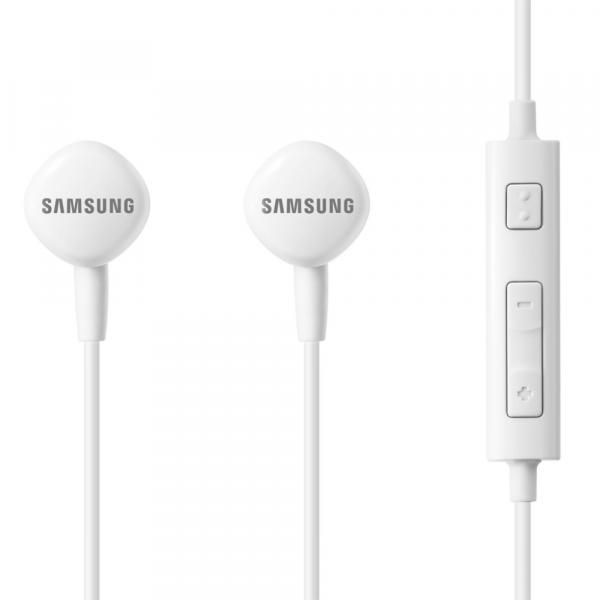 Casti cu microfon Samsung HS 130, Albe (Cod Produs:)