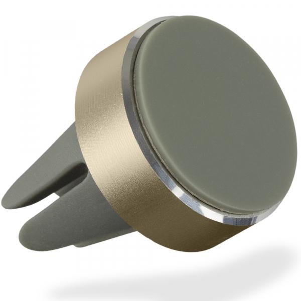 Suport auto telefon magnetic universal, prindere de orificiul de aerisire, Kit H