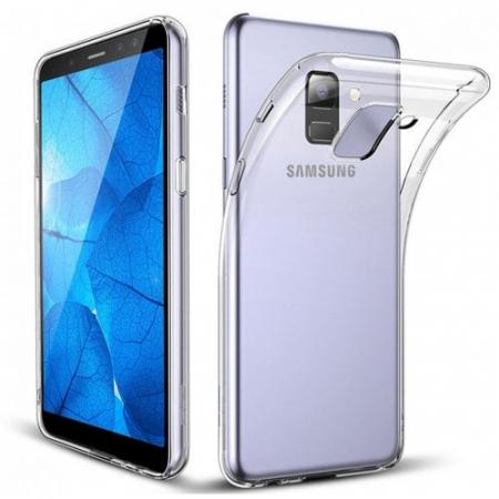 Husa silicon TPU pentru Samsung J6 2018, J600 , Transparent