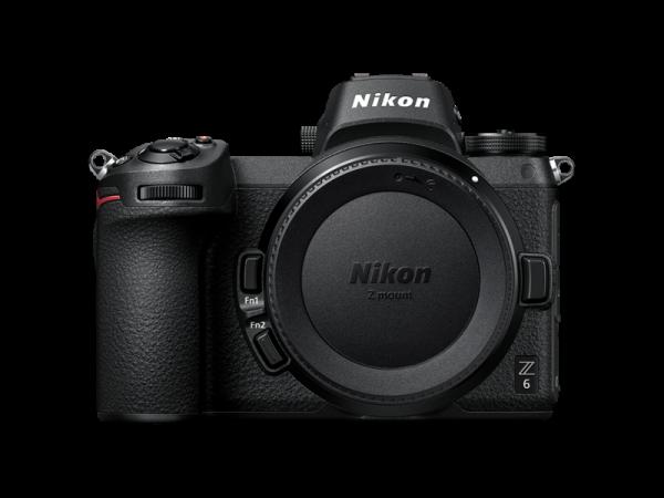 Kit Nikon Z6 Mirrorless 24.5MP + FTZ + Obiectiv Nikkor Z 24-70mm