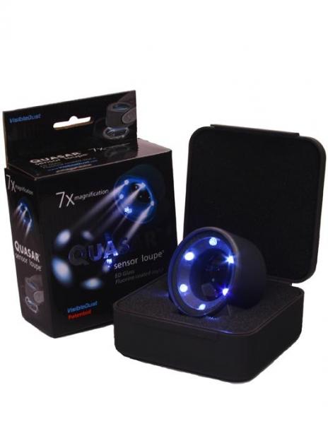 Visible Dust Quasar 7X lupa senzor