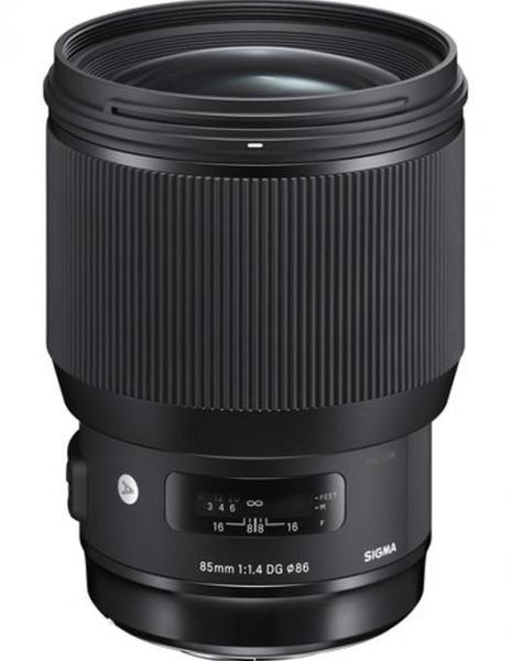 Sigma 85mm F1.4 DG HSM Art Canon