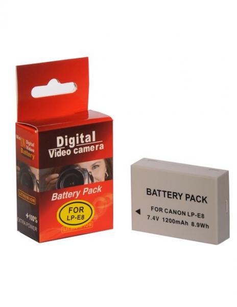 Digital Power LP-E8 acumulator pentru Canon EOS