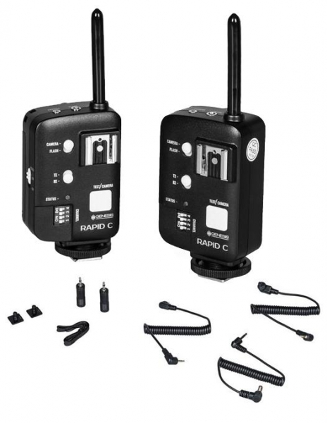 Genesis Rapid Navigator trigger wireless TTL HSS pentru Nikon
