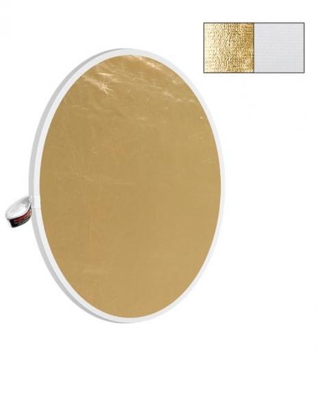 Photoflex panou reflectorizant White/Gold 107 cm