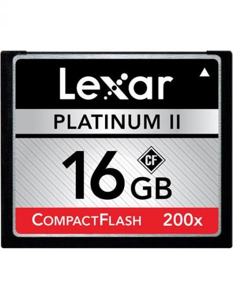 Lexar CF 16GB 200X card memorie