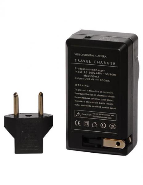 Digital Power Incarcator priza + bricheta auto compatibil Canon LP-E8