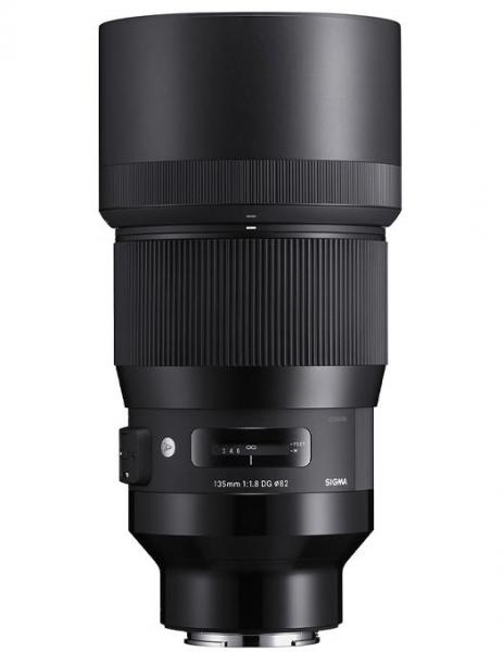 Sigma 135mm f/1.8 DG HSM Art Sony E (FE)