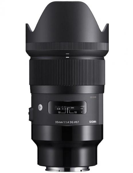 Sigma 35mm F1.4 DG HSM Art Sony E (FE)