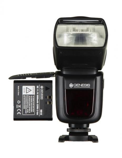Genesis Stroboss 58C blitz E-TTL dedicat Canon