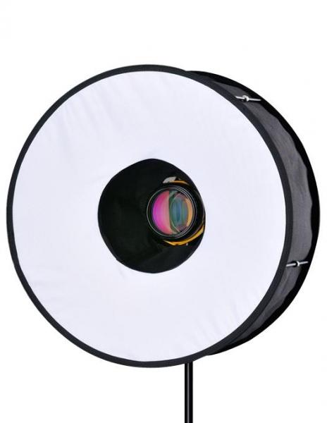 RoundFlash softbox portret