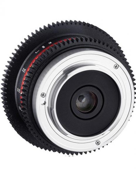 Samyang 7.5mm T3.8 MFT VDSLR