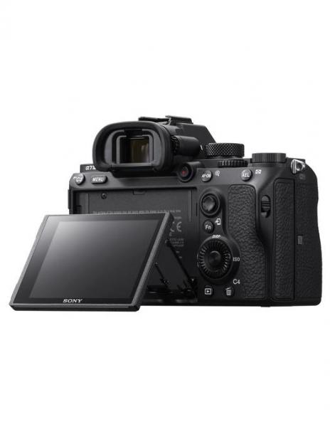 Sony A7 III Body Aparat Foto Mirrorless 24MP Full Frame 4K