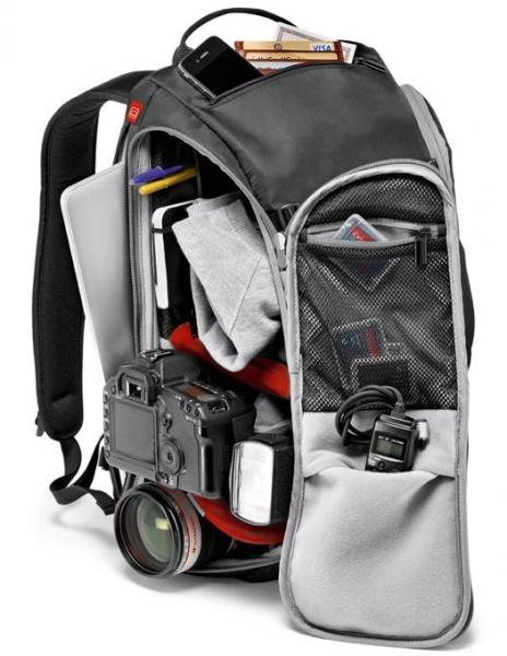 Manfrotto Advanced Travel rucsac cu insert intern pentru trepied