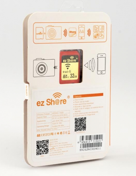 EzShare Card Wi-Fi 32Gb