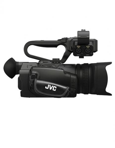 JVC GY-HM180E Camera Video 4K cu obiectiv 12X