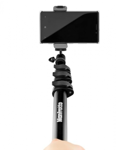 Manfrotto Twist Grip suport universal smartphone