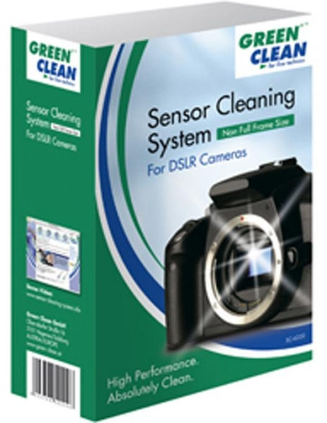 Green Clean SC-4200 kit curatare senzor non FF