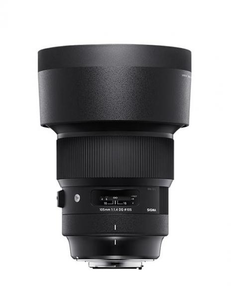 SIGMA 105mm F1.4 DG ART Nikon