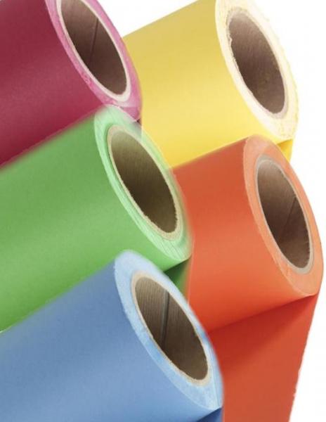 Colorama Set fundal carton 5 Culori