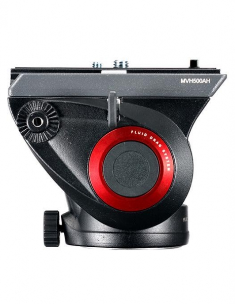 Manfrotto MVH500AH cap trepied video