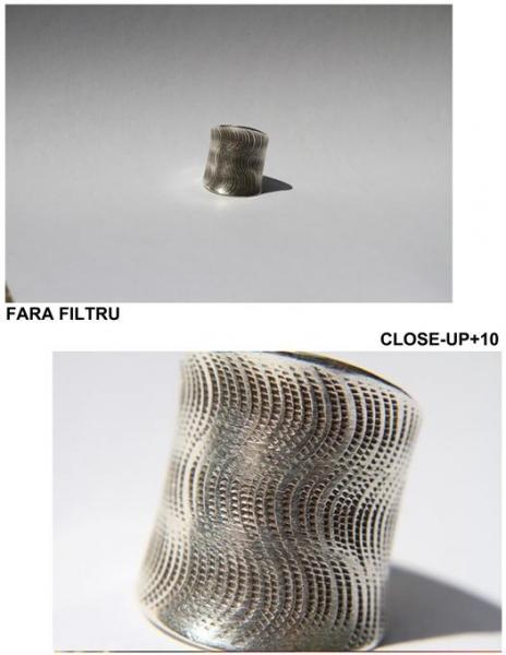 B+W filtru Close-up +10 58mm