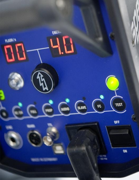 Hensel Speed Max 400Ws blitz foto profesional