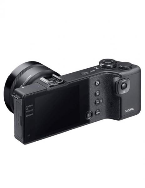 Sigma DP1 Quattro 19mm f/2.8 - Aparat foto compact