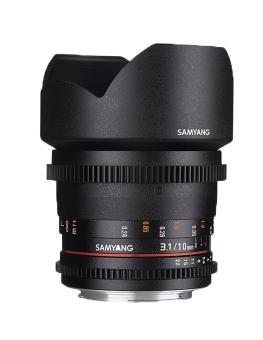 Samyang 10mm T3.1 MFT VDSLR