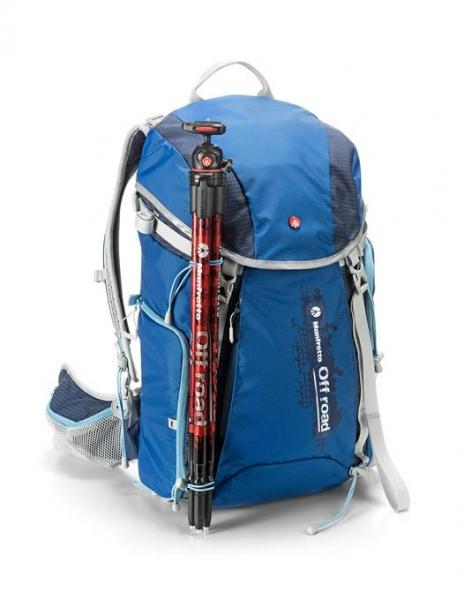 Manfrotto Off Road Hiker 30L rucsac albastru
