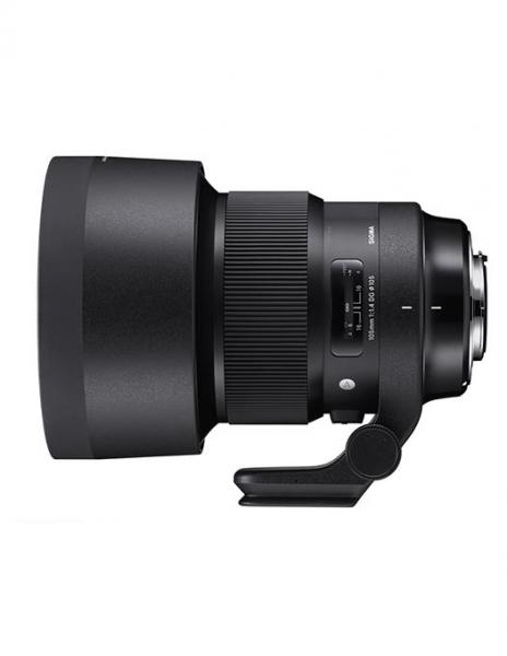 SIGMA 105mm F1.4 DG ART Canon