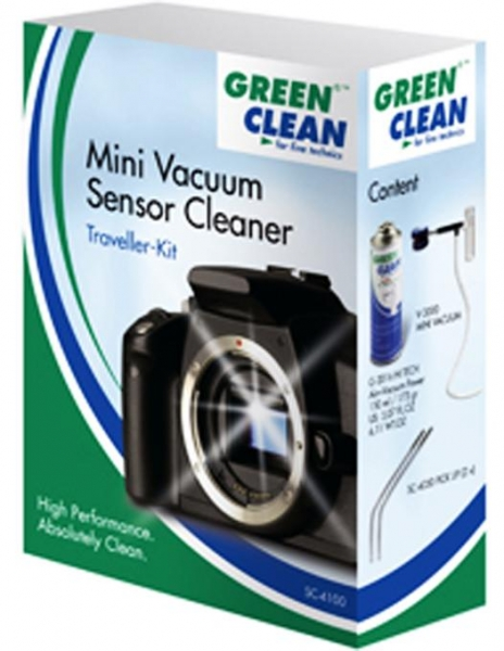 Green Clean SC-4100 mini kit curatare senzor