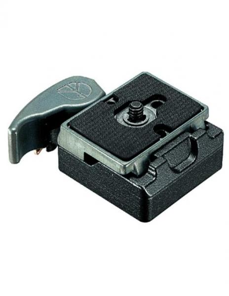 Manfrotto adaptor cu placuta rapida 323