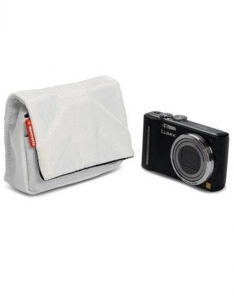 Manfrotto pouch foto Nano II alb