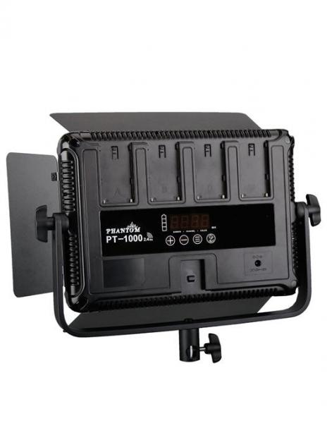 Tolifo PT-1000B LED Bi-Color 3200K-5600K Ultra-Thin