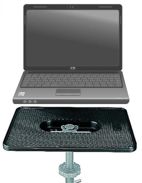 Manfrotto 183 platforma laptop