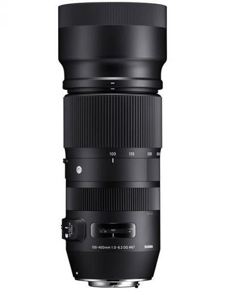 Sigma 100-400mm f 5-6.3 DG OS HSM C Nikon