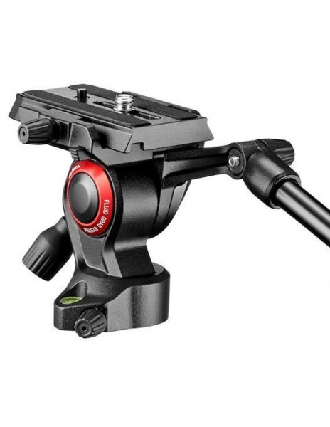 Manfrotto Befree Live kit trepied video