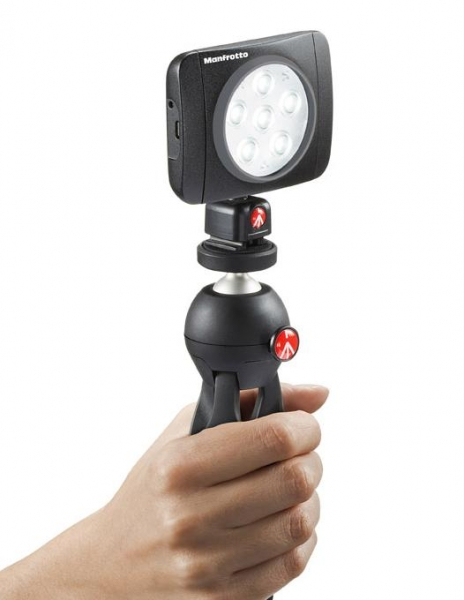 Manfrotto PowerLED Lumimuse 6