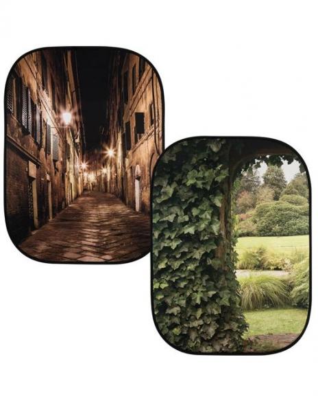 Lastolite fundal pliabil Perspective Evening/Ivy1.5 x 2.1m