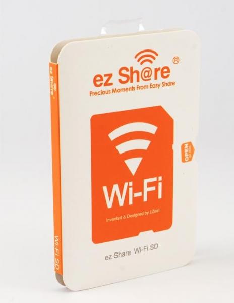 EzShare Card Wi-Fi 16Gb
