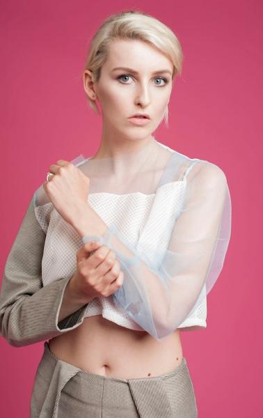 Colorama fundal foto Rose Pink