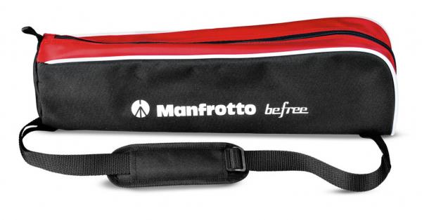 ManfrottoBefree advanced Twist Red
