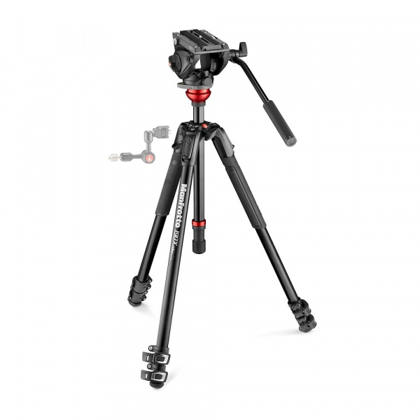 Manfrotto MVK500190XV Kit trepied video Mirrorless